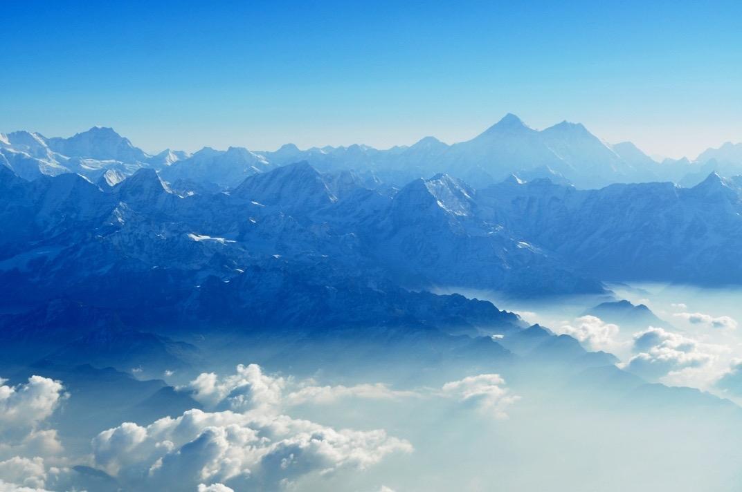Nepal.Everest.flight.view - 1