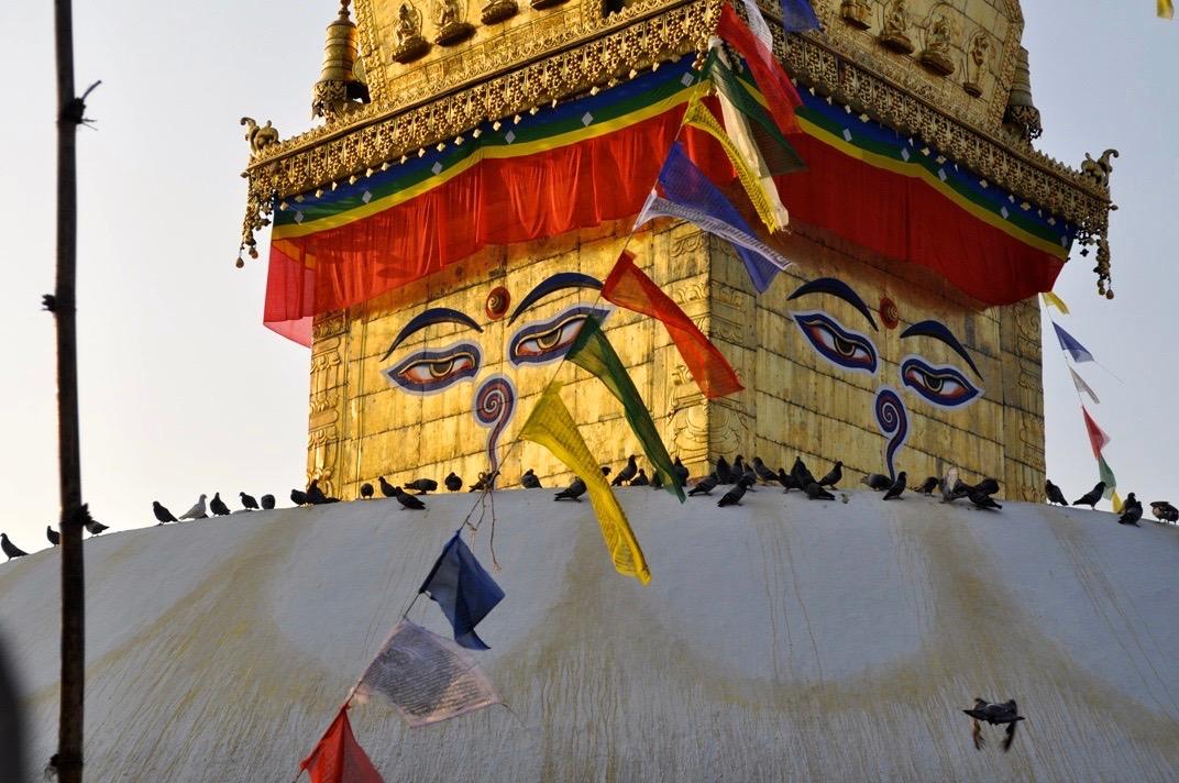 Swyambu.stupa.eyes - 1